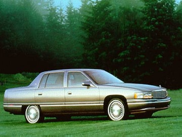 1994 Cadillac DeVille | Pricing, Ratings & Reviews ...