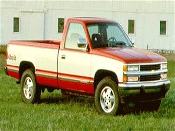 1994 Chevrolet 1500 Regular Cab Exterior