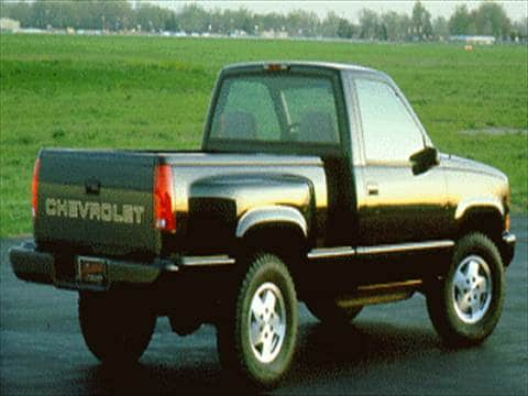 Chevrolet Regular Cab Rearside Ct R