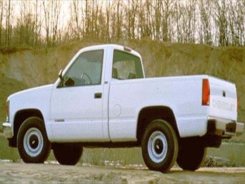 chevrolet pickup 1994