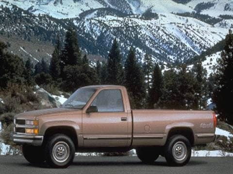 1994 chevrolet 3500 regular cab Exterior