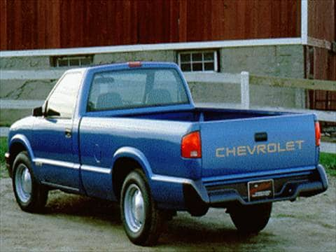 1994 Chevrolet S10 Regular Cab