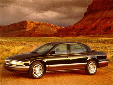1994 chrysler new yorker Exterior