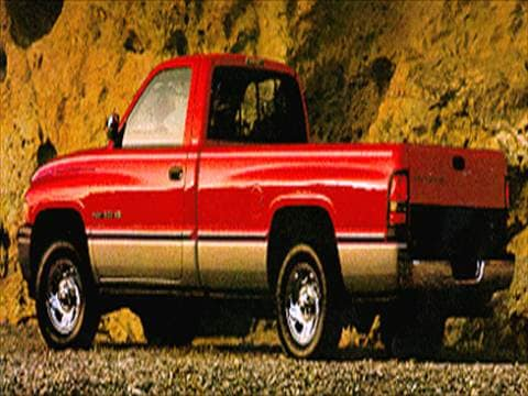 1994 dodge ram 1500 regular cab Exterior