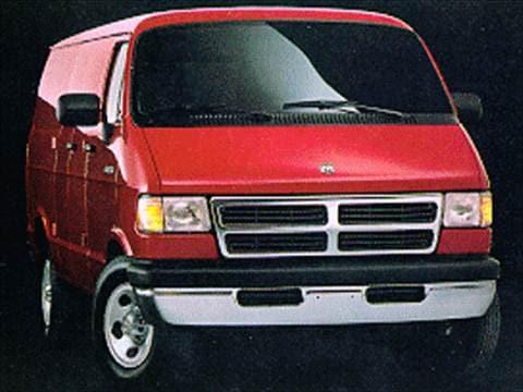 Dodge Ram Van B350   Pricing, Ratings, Reviews   Kelley