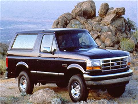 1994 Ford Bronco | Pricing, Ratings & Reviews | Kelley ...