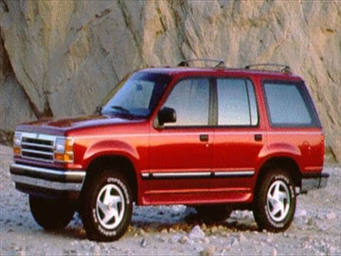 1994 Ford Explorer | Pricing, Ratings & Reviews | Kelley ...