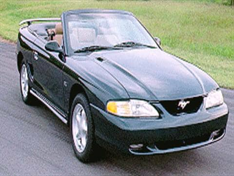 1994 Ford Mustang Convertible 2D  photo