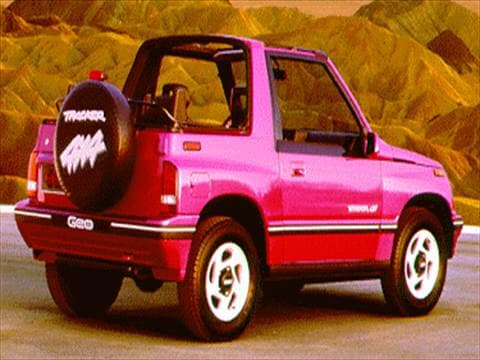 1994 geo tracker lsi sport utility convertible 2d pictures and videos kelley blue book. Black Bedroom Furniture Sets. Home Design Ideas