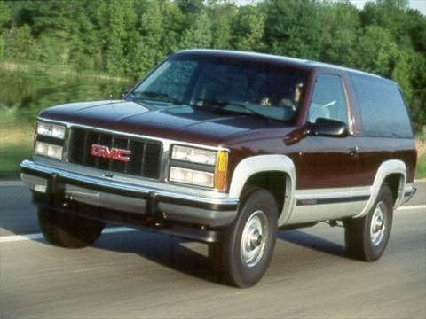 1994 GMC Yukon Sport Utility 2D  photo