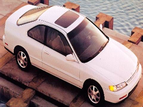 1994 Honda Accord EX Coupe 2D  photo