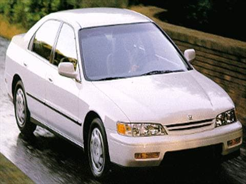 1994 Honda Accord DX Sedan 4D  photo