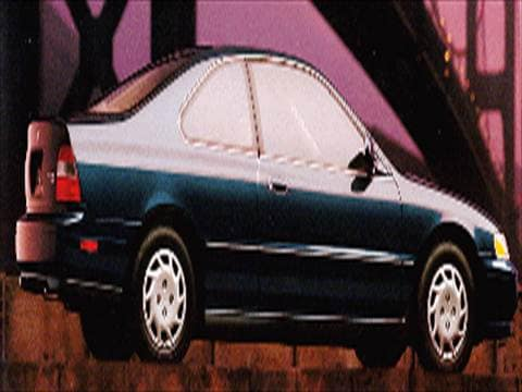 1994 Honda Accord DX Coupe 2D  photo