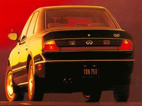 1994 q45 exhaust