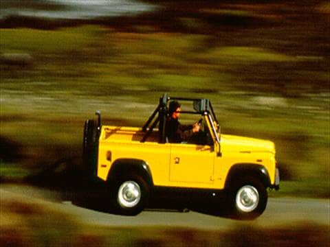 1994 land rover defender 90 Exterior