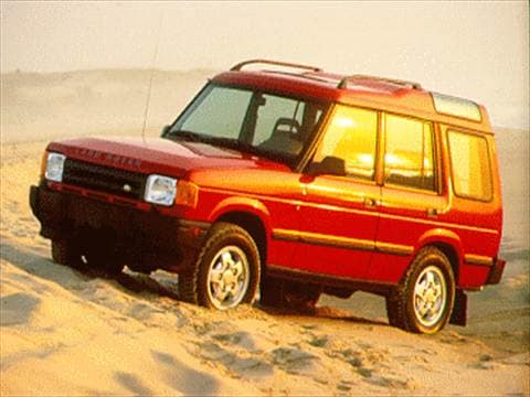 1994 land rover discovery Exterior
