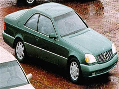 1994 Mercedes-Benz S-Class S500 Coupe 2D  photo