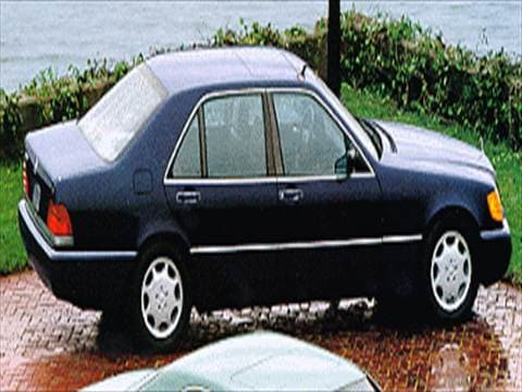 1994 Mercedes-Benz S-Class S 320 Sedan 4D  photo