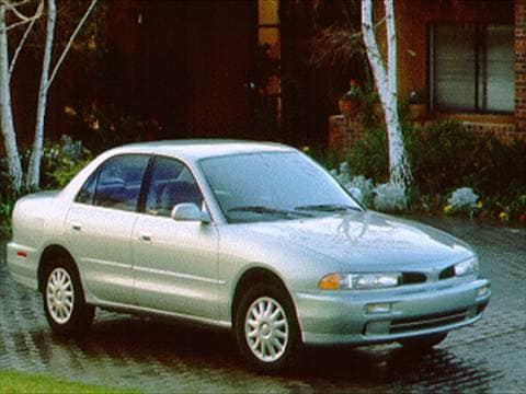 1994 mitsubishi galant pricing ratings reviews. Black Bedroom Furniture Sets. Home Design Ideas