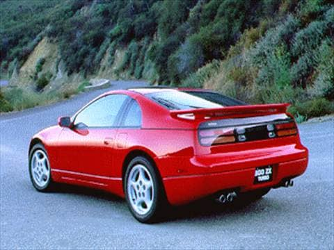 1994 Nissan 300ZX | Pricing, Ratings & Reviews | Kelley Blue Book