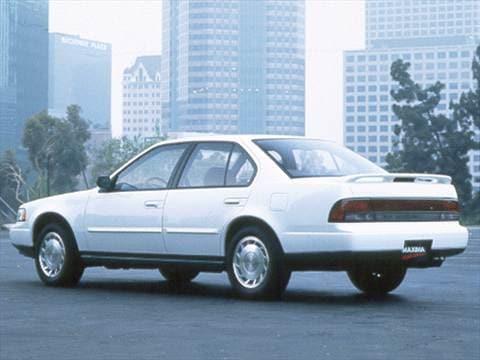 1994 nissan maxima pricing ratings reviews kelley blue book rh kbb com 1997 Nissan Maxima 1992 Nissan Maxima