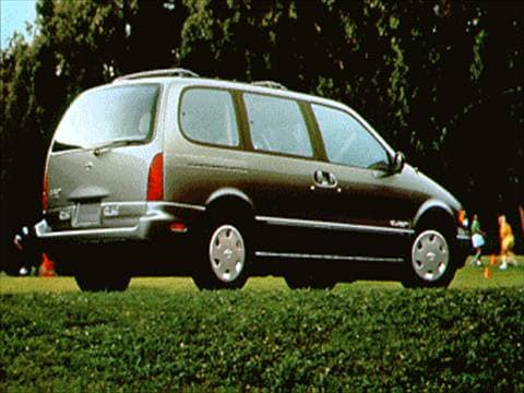 1994 Nissan Quest XE Minivan  photo