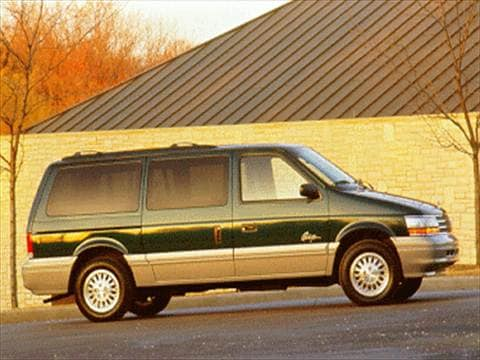 1994 plymouth grand voyager Exterior