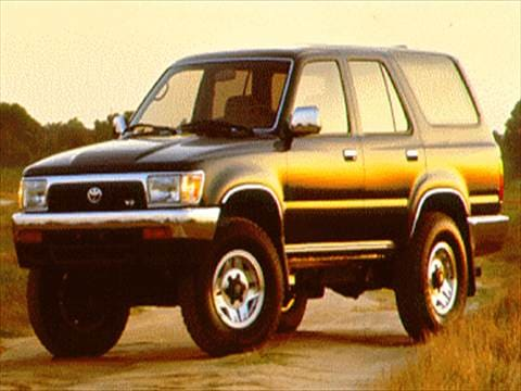 Kbb Trade In Value >> 1994 Toyota 4Runner | Pricing, Ratings & Reviews | Kelley ...