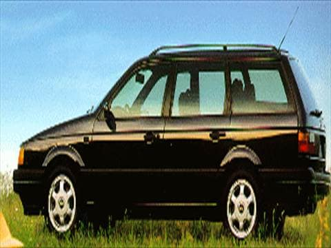 1994 Volkswagen Passat GLX Wagon 4D  photo