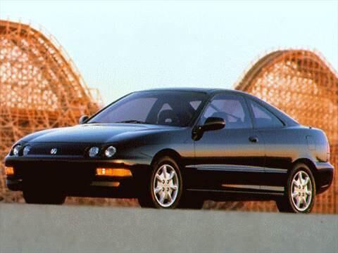 1995 Acura Integra   Pricing, Ratings & Reviews   Kelley ...