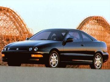 Acura Integra Pricing Ratings Reviews Kelley Blue Book - Acura integra gsr 95