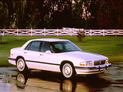 1995 Buick LeSabre   Pricing, Ratings & Reviews   Kelley ...