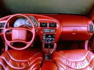 1994 buick regal interior