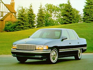 1995 cadillac coupe deville