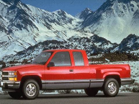 1995 Chevrolet 1500 Extended Cab Pricing Ratings Reviews