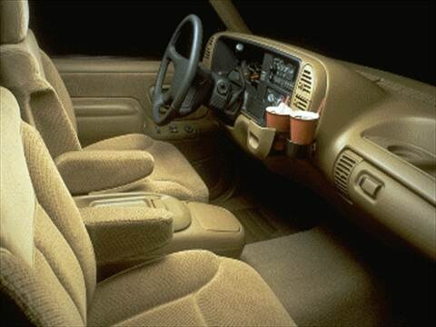 1995 chevrolet 1500 extended cab Interior