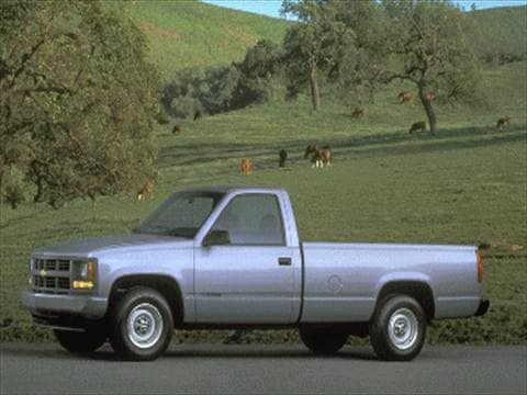 1995 Chevrolet 1500 Regular Cab Short Bed Pictures And