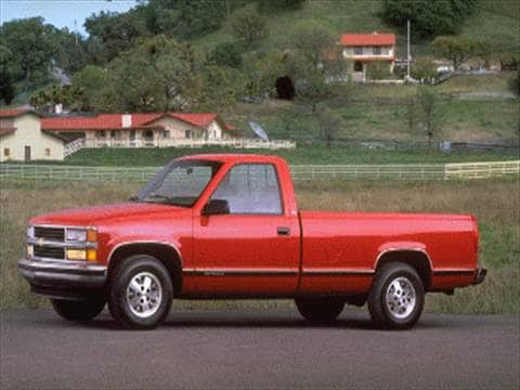 1995 Chevrolet 1500 Regular Cab Pricing Ratings Reviews. 1995 Chevrolet 1500 Regular Cab Exterior. Chevrolet. 1995 Chevy 7 4 Engine Schematic At Scoala.co