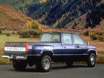 1995 chevrolet 3500 crew cab pricing ratings reviews kelley blue book. Black Bedroom Furniture Sets. Home Design Ideas