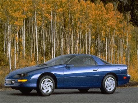1995 chevrolet camaro pricing ratings reviews kelley blue book. Black Bedroom Furniture Sets. Home Design Ideas
