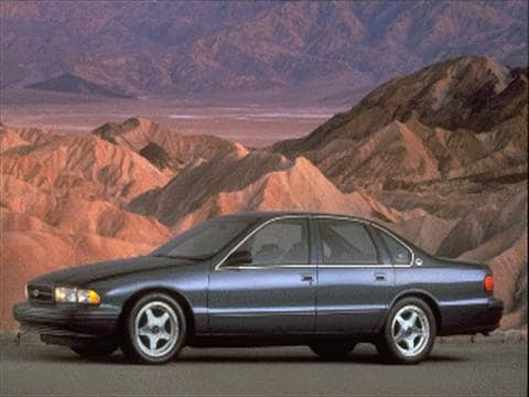 1995 Chevrolet Impala SS Sedan 4D  photo