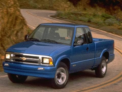 1995 chevrolet s10 extended cab pickup pictures and videos. Black Bedroom Furniture Sets. Home Design Ideas