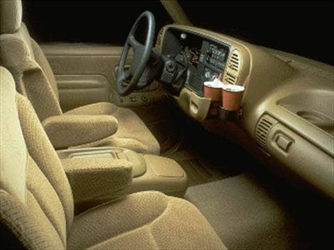 1995 chevrolet tahoe Interior