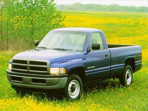 1998 dodge ram pickup 2500 regular cab