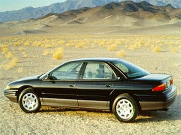 1995 Eagle Vision Exterior