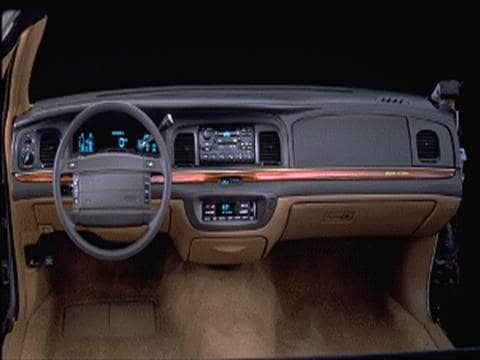 1995 ford crown victoria Interior