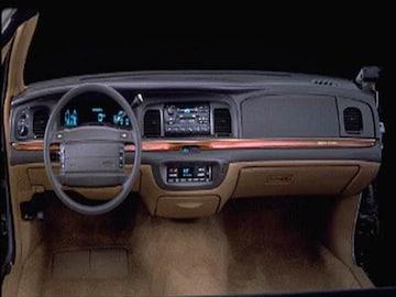 1995 Ford Crown Victoria Exterior Interior