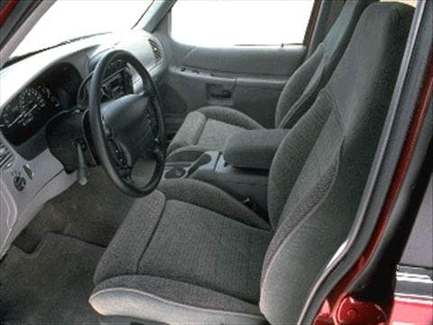 1995 ford explorer Interior