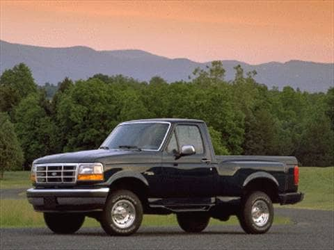 1995 ford f150 regular cab Exterior