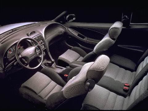 1995 Ford Mustang Coupe 2D  photo
